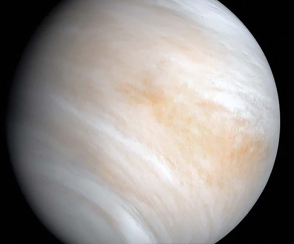 Есть ли на Венере инопланетная жизнь? Ученые обнаружили следы газа фосфина, который может исходить от микроорганизмов