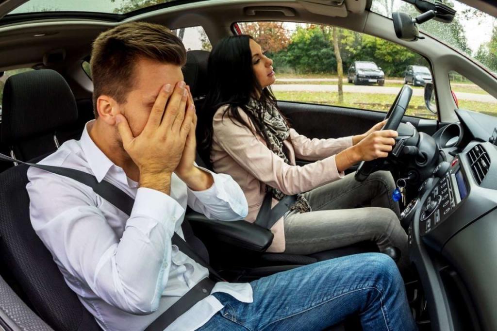 Хочешь найти любовь - научись водить машину: опрос показал, что 60% людей не будут встречаться с плохим водителем