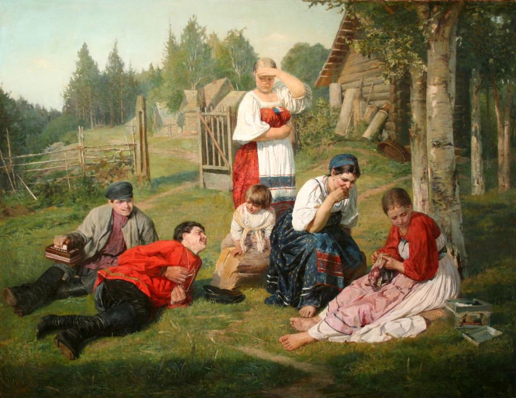 Русские крестьянки XVIII-XIX вв. отказывались от замужества: исследования и книга американского профессора