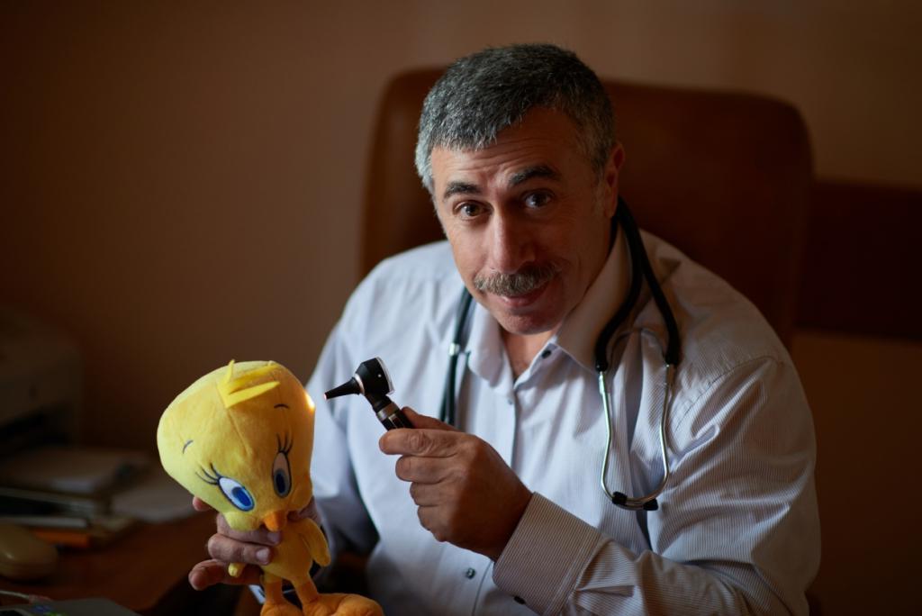 Почему дети, пойдя в детский сад, постоянно болеют? Ответ доктора Комаровского