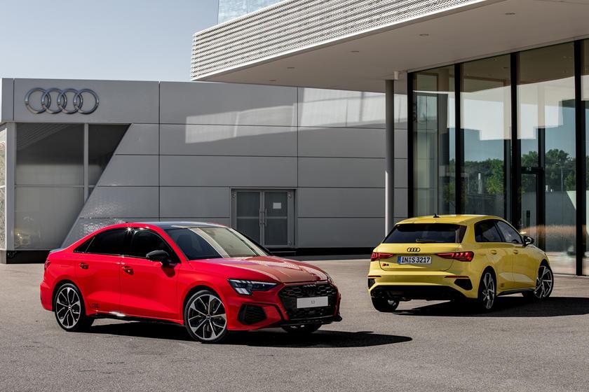 Конкуренция компактным машинам: Audi S3 2022 года выйдет в следующем году с мощностью более 300 лошадиных сил