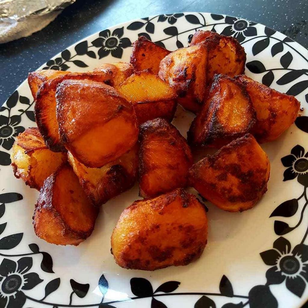 """""""Вкуснее, чем мясо"""": чтобы картофель был хрустящим, беру бульонный кубик"""