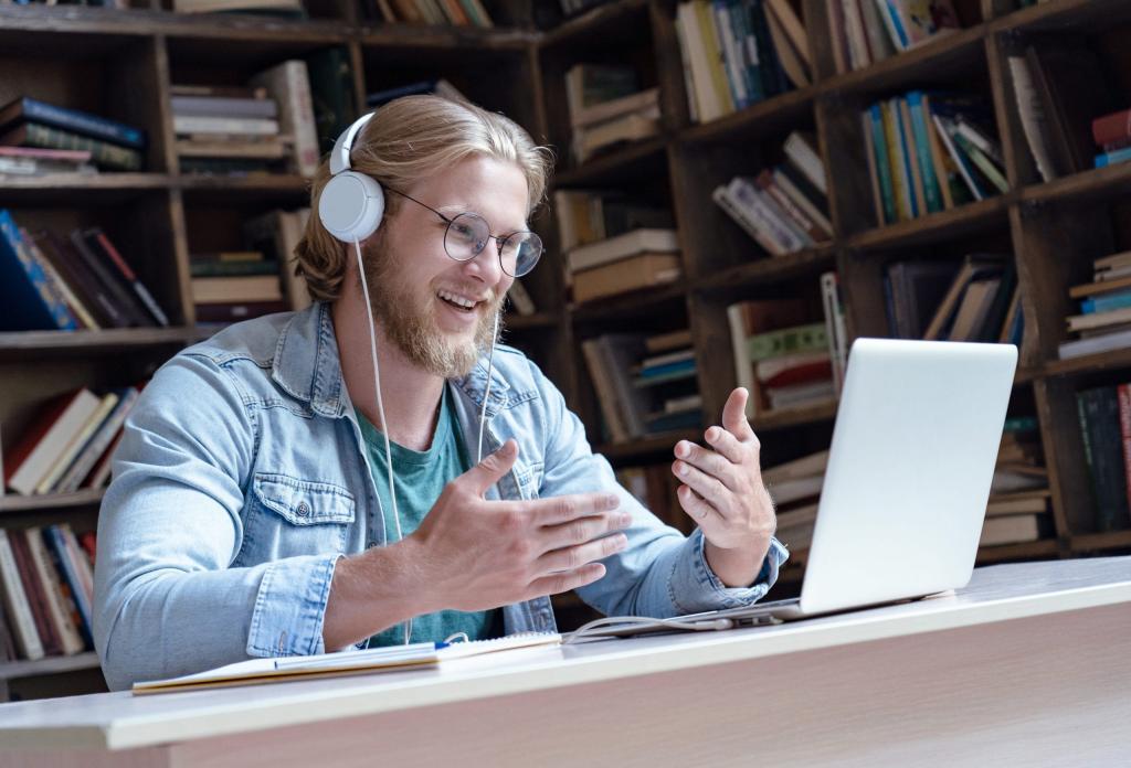 Проанализировать запись своего голоса: профессионалы дали советы, как быстро выучить иностранный язык
