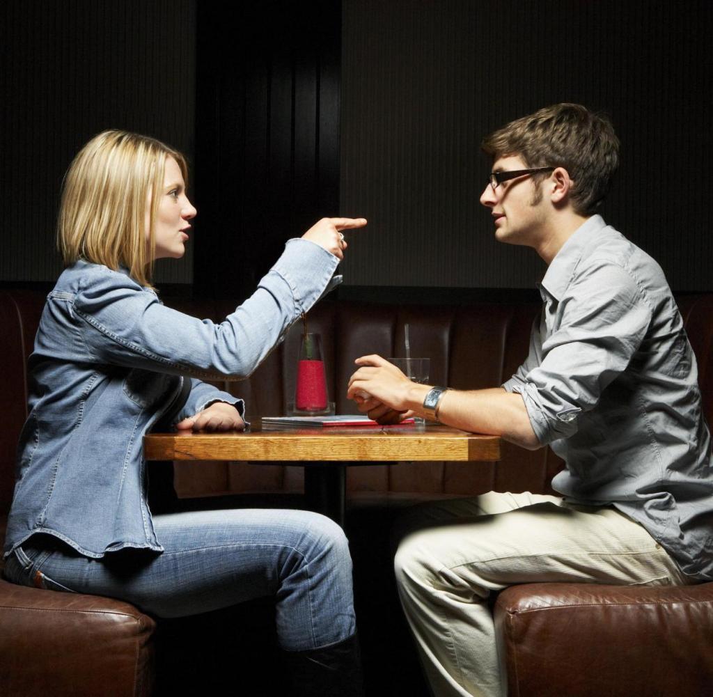 Время, сочувствие, баланс, нейтралитет: как добиться того, чтобы ваш партнер слушал вас. Четыре полезных совета