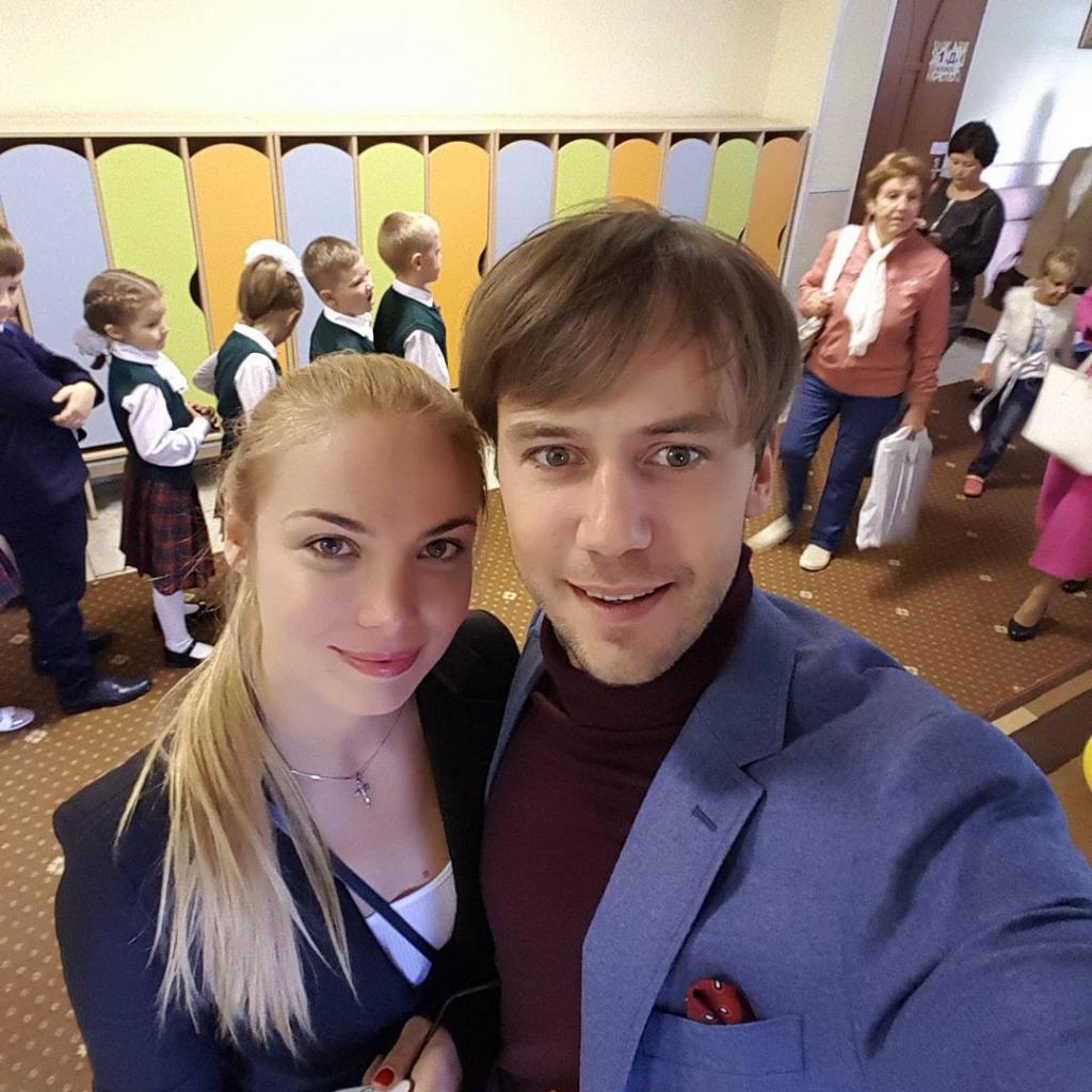 Иван Жидков поделился фото с дня рождения своей 11-летней дочери