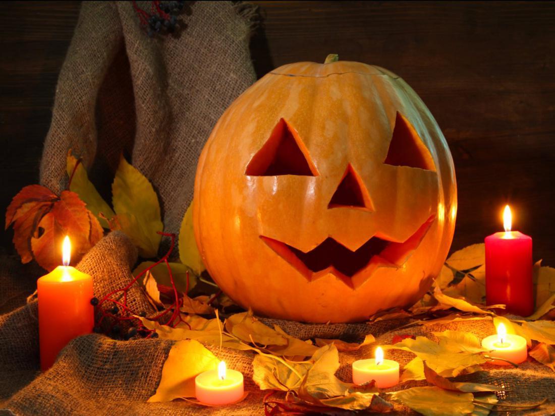 Фото в хэллоуин
