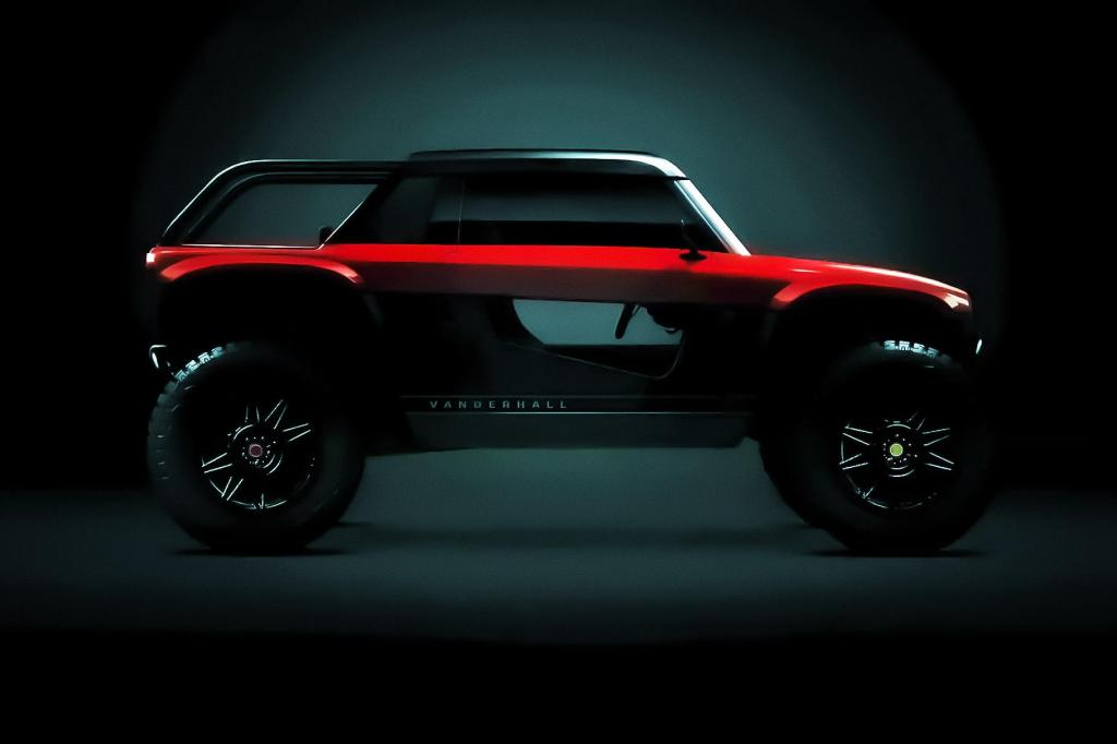 Революционный дебют модели состоится в следующем году: бренд Vanderhall показал новый электрический внедорожник Navarro EV