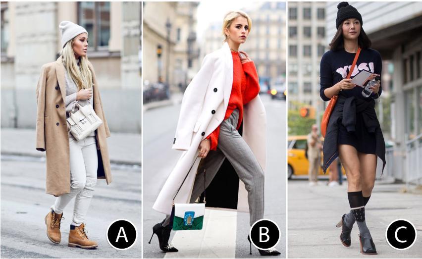 Ответила на 5 вопросов теста и теперь знаю, какой стиль одежды мне подходит. Результатом была удивлена