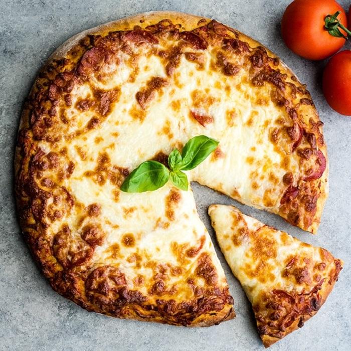Делаю смузи из цукини и наливаю в тесто: вкуснее пиццы я нигде не пробовала