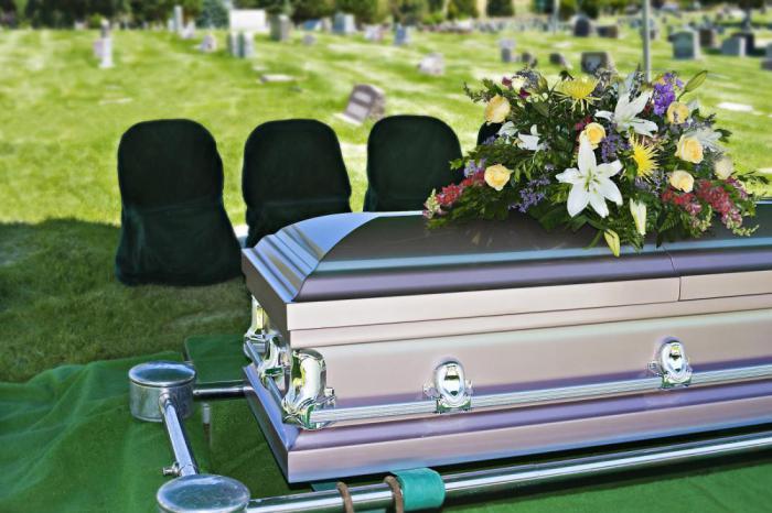 Максимально технологичные похороны