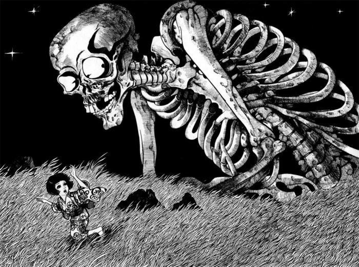 В Японии боятся и любят мертвых