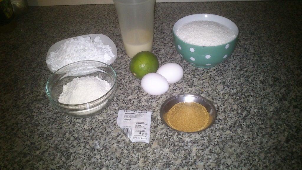 Рассыпчатое печенье с кокосовой стружкой и лаймом: готовлю его каждый раз, когда хочется вкусненького