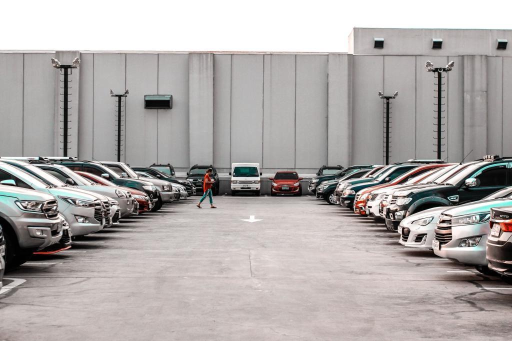 Парковка в большом городе: как не прослыть глупой блондинкой, забывшей о том, где оставлена машина