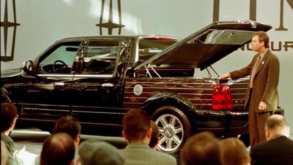 Почему автолюбители не увидят Blackwood или Mark LT в ближайшие годы: президент Ford заявил, что Lincoln не будет строить новый пикап