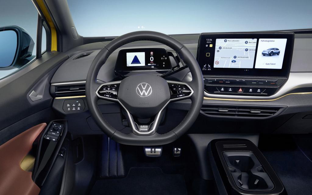 Электрический внедорожник Volkswagen становится серьезным конкурентом Tesla и может похвастаться рядом преимуществ