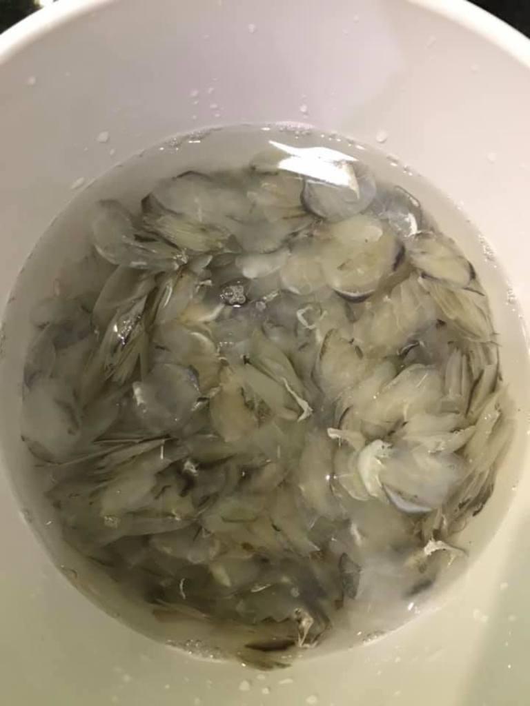 Холодец из рыбьей чешуи: во Вьетнаме это блюдо очень популярно (полезное, вкусное и готовить легко)