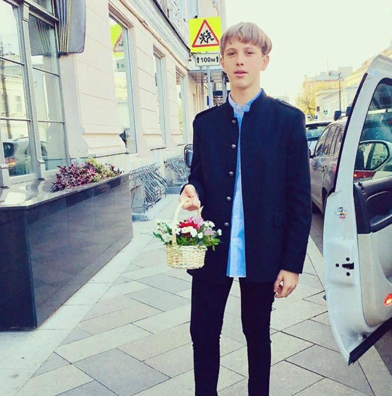 Сын Валерия Золотухина и Ирины Линдт вырос красивым юношей (фото)