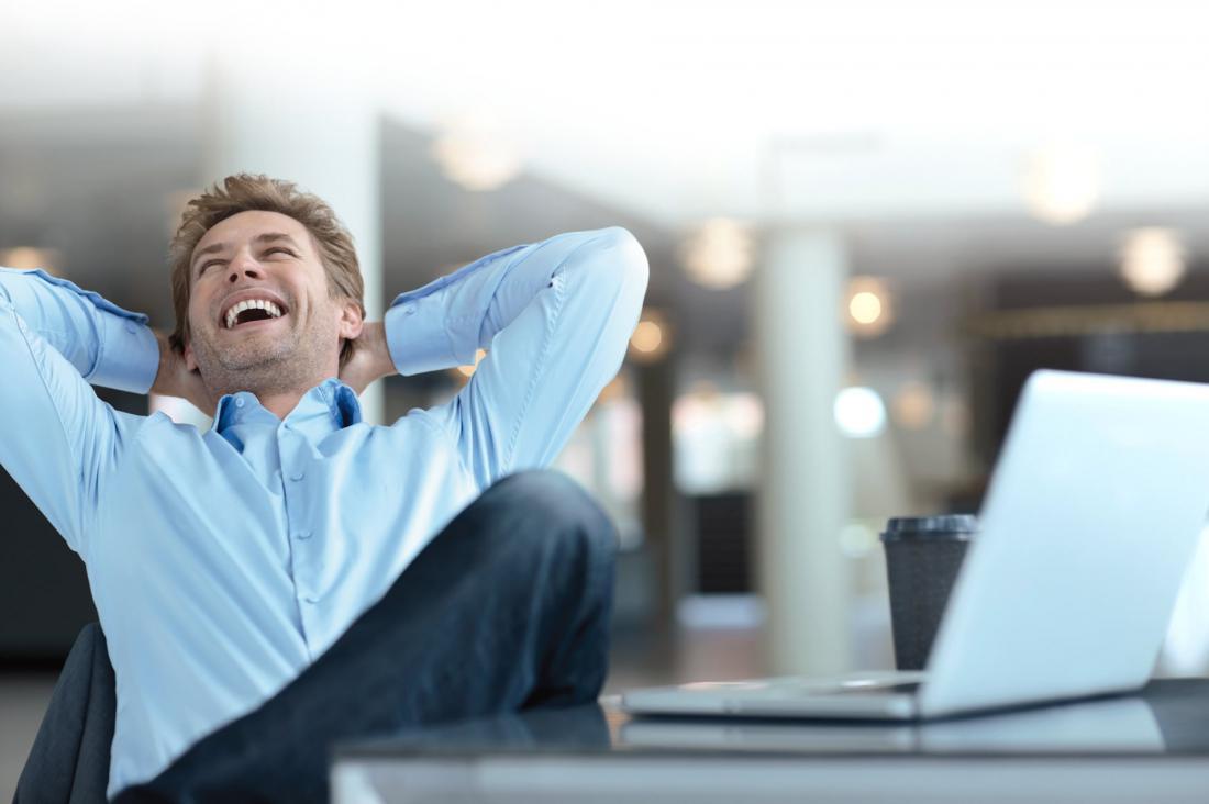 предмет картинка счастливого человека на работе зная человека