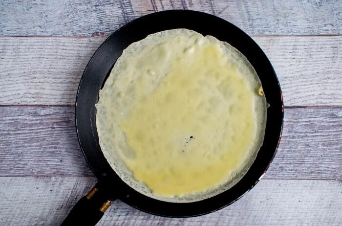 Готовлю французские блины с лимонным соком за 45 минут. Пошаговое приготовление с фото