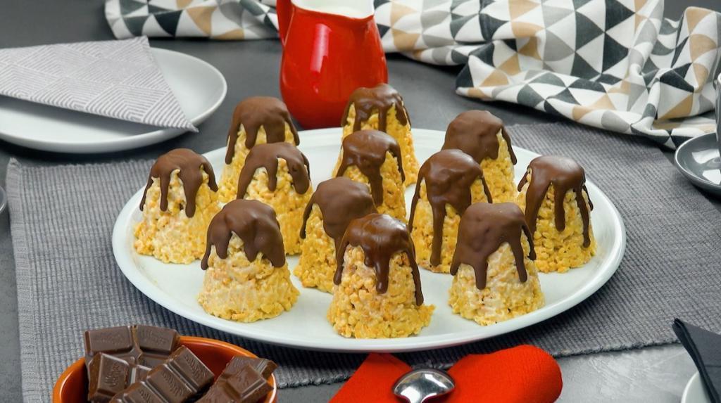 Хрустящее печенье с шоколадом: как приготовить оригинальное лакомство для всей семьи