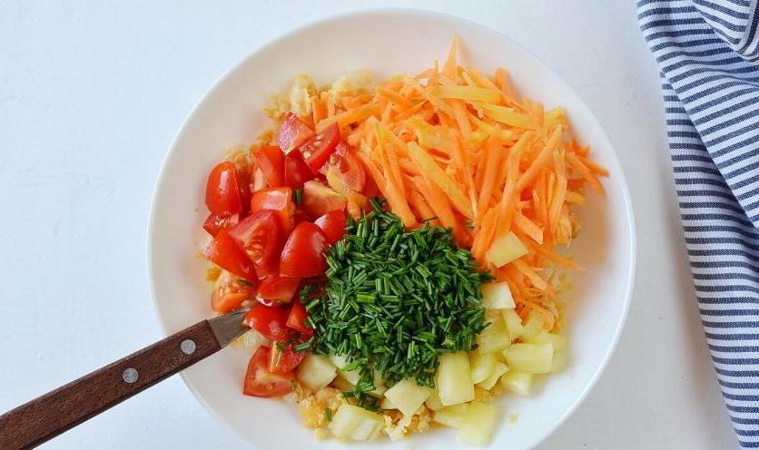 Никакой колбасы - только морковь, перец, помидор и немного нута: в офисе все просят попробовать бутерброд без мяса