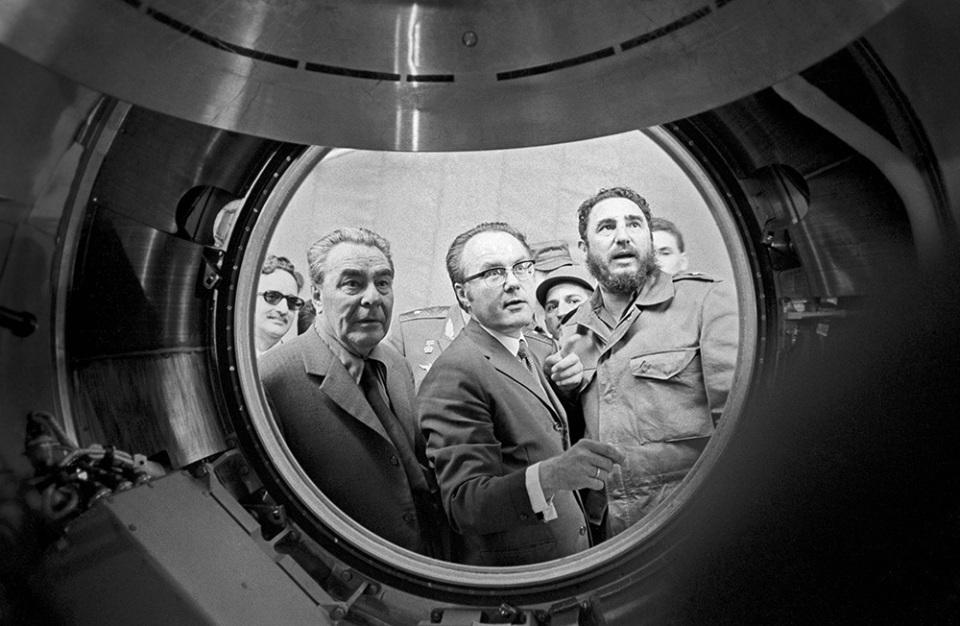 Памяти личного фотографа Брежнева: лучшие работы Владимира Мусаэльяна, среди которых фото не только главы государства