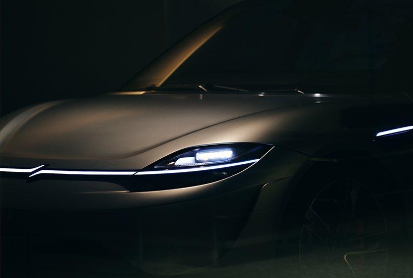 Электромобиль Vision-S - первый автомобильный эксперимент от Sony