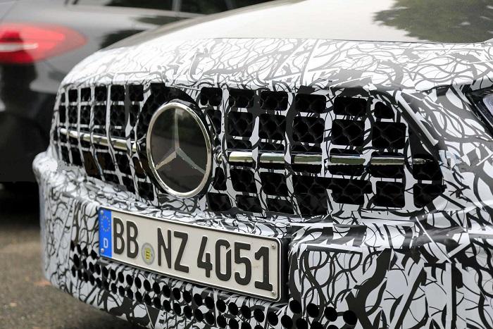 """До """"сотни"""" за 4,4 секунды: на тестах """"засветился"""" Mercedes AMG CLS 53 2022 модельного года"""