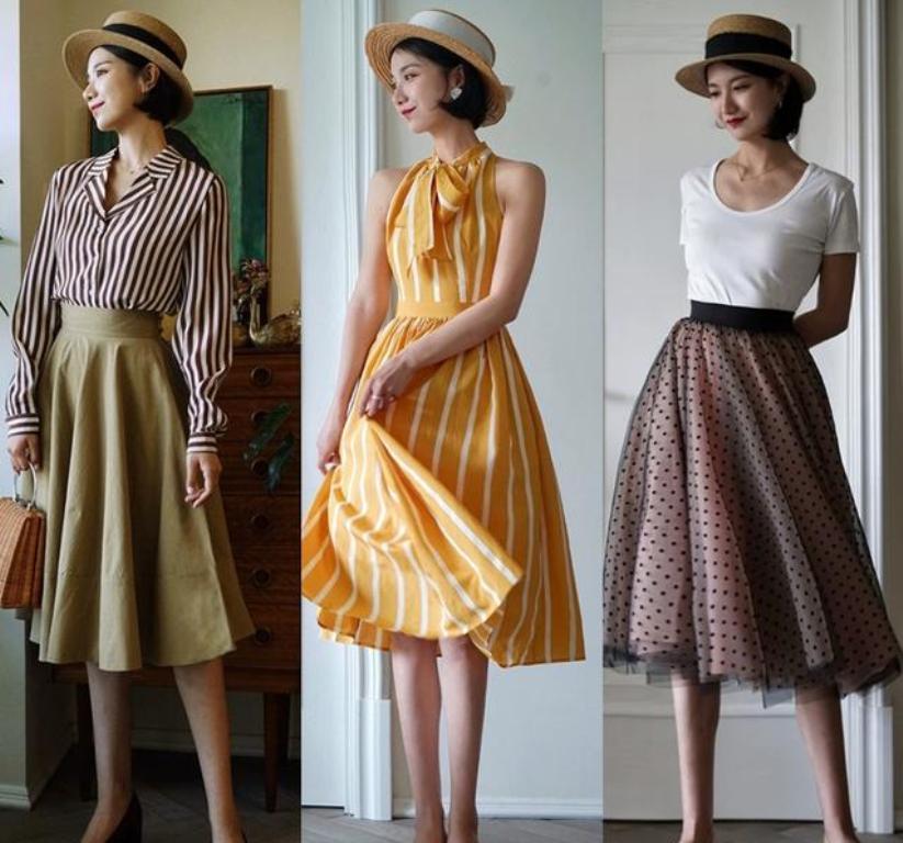 Женщинам, которые родились в 70–80-е годы, подойдет французский стиль: он элегантный и совсем не старит