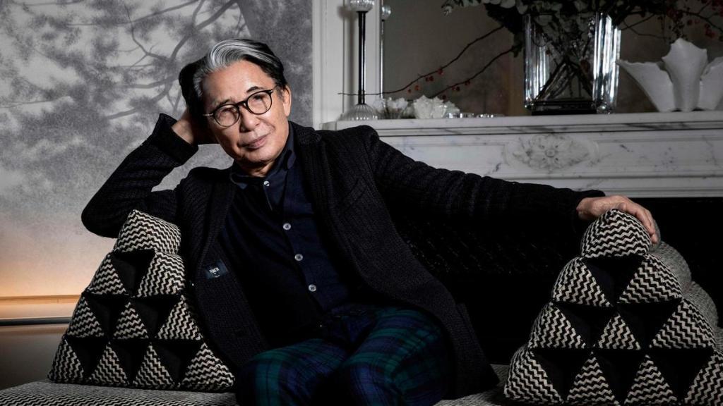 Скончался модельер Кензо Такада: что мы знаем о нем и о его культовом бренде Kenzo