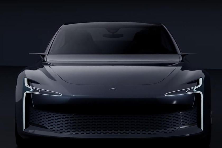 Hopium Machina - особенная мечта: представлен первый в мире водородный седан