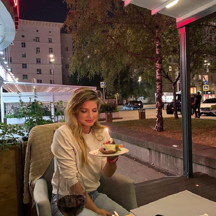 35-летняя Настя Задорожная вышла замуж