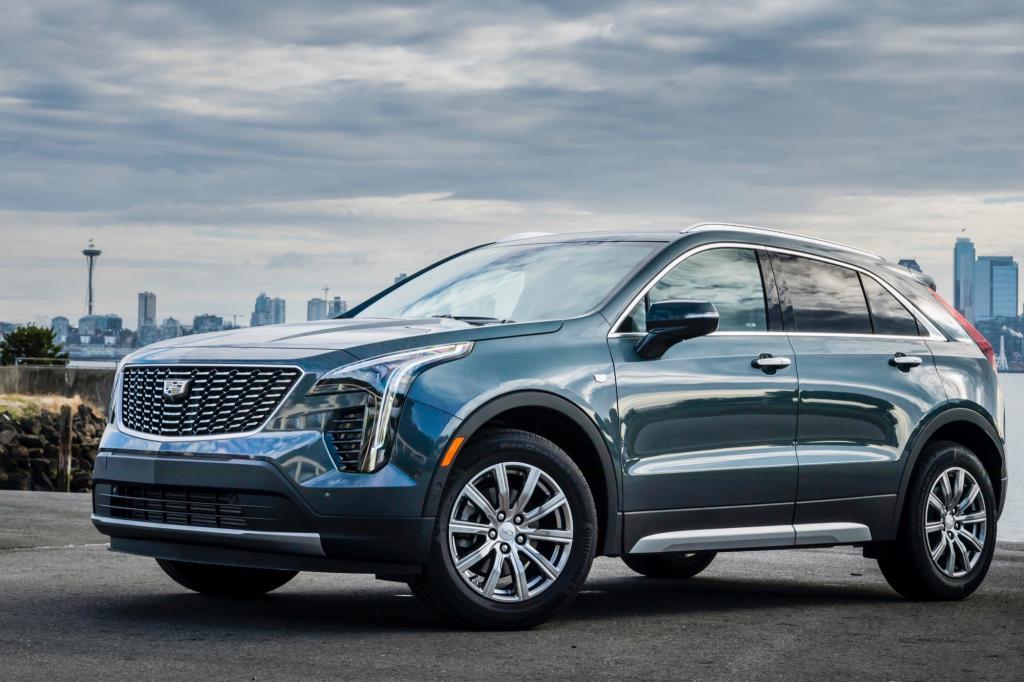 Новинки российского авторынка, которые выйдут до конца 2020 года: на пятом месте автомобиль Cadillac XT4