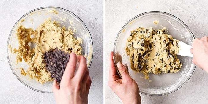 Научилась готовить простой, но необычный десерт — съедобное сырое тесто: вкусно и никакой выпечки