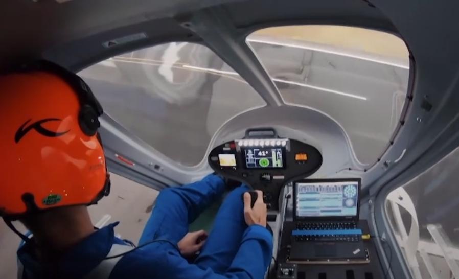 Немецкий стартап Volocopter не исключает появления летающих такси над Парижем к Олимпиаде 2024 года