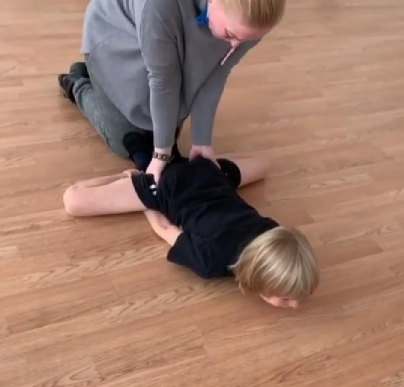 Сын Яны Рудковской показал свою обычную утреннюю тренировку