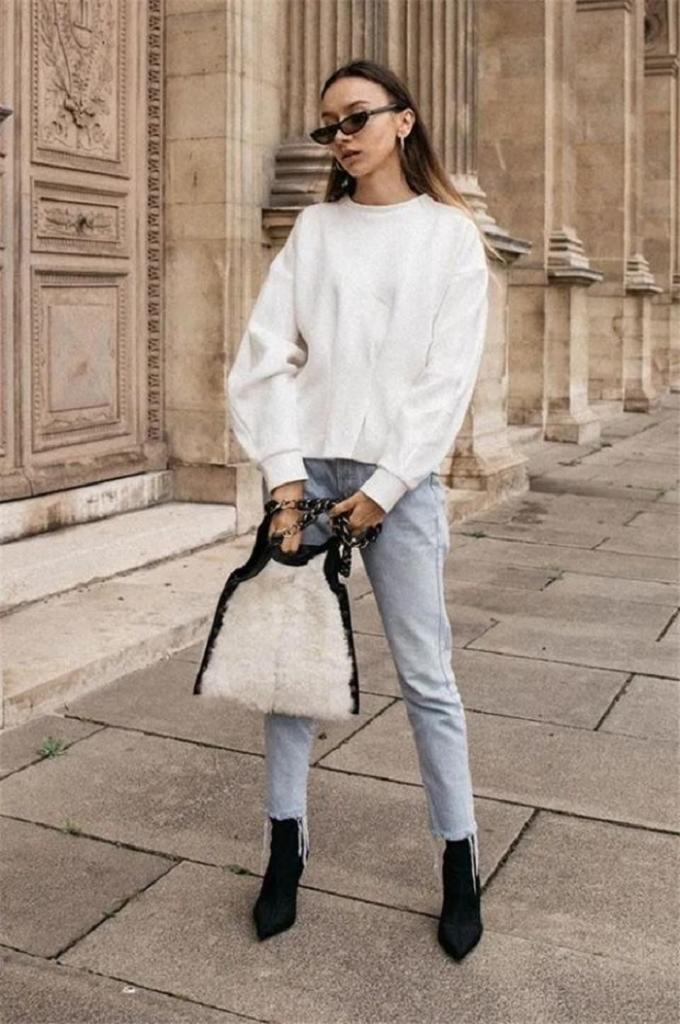 Чересчур длинные штаны не подойдут: 3 ошибки, которые совершают женщины, когда надевают ботильоны