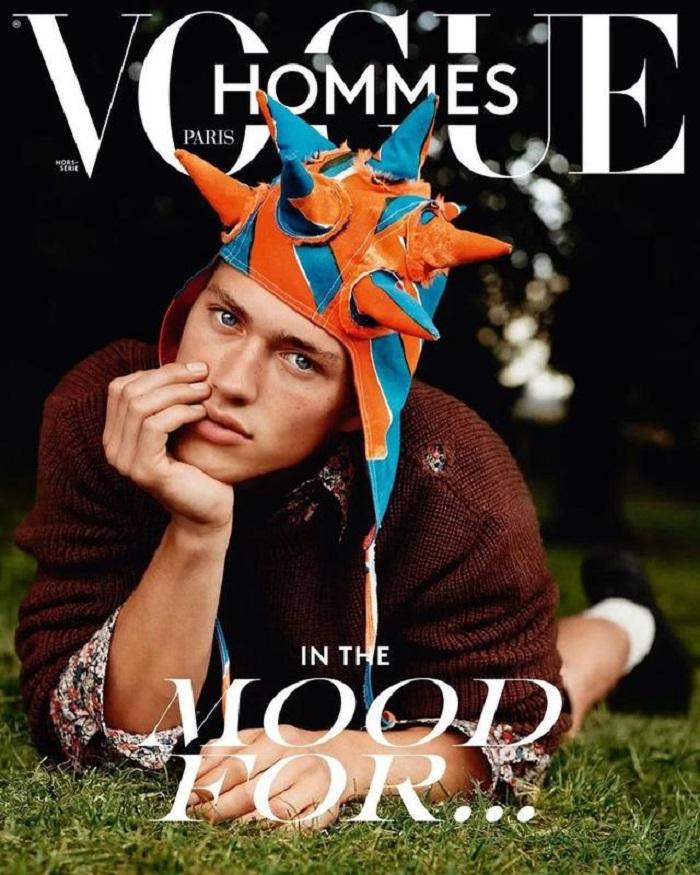 Самый популярный мужчина-модель на осень-зиму 2020: им стал 21-летний немец по имени Валентин