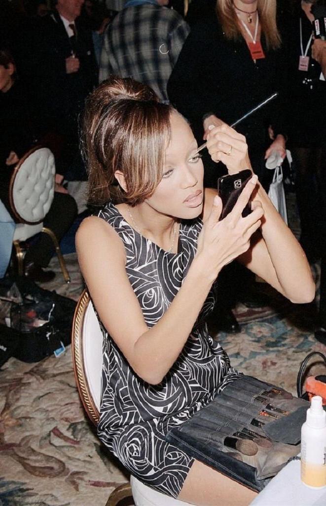 Двум моделям не было места на одном подиуме: Тайра Бэнкс призналась, что до сих пор боится Наоми Кэмпбелл