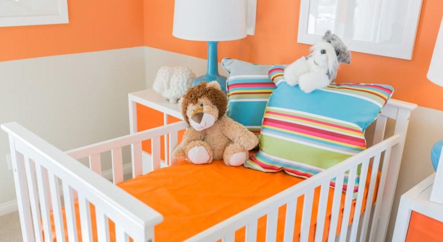 Красный цвет может развить уверенность: психолог объяснил, как цвета в детской комнате влияют на психику ребенка