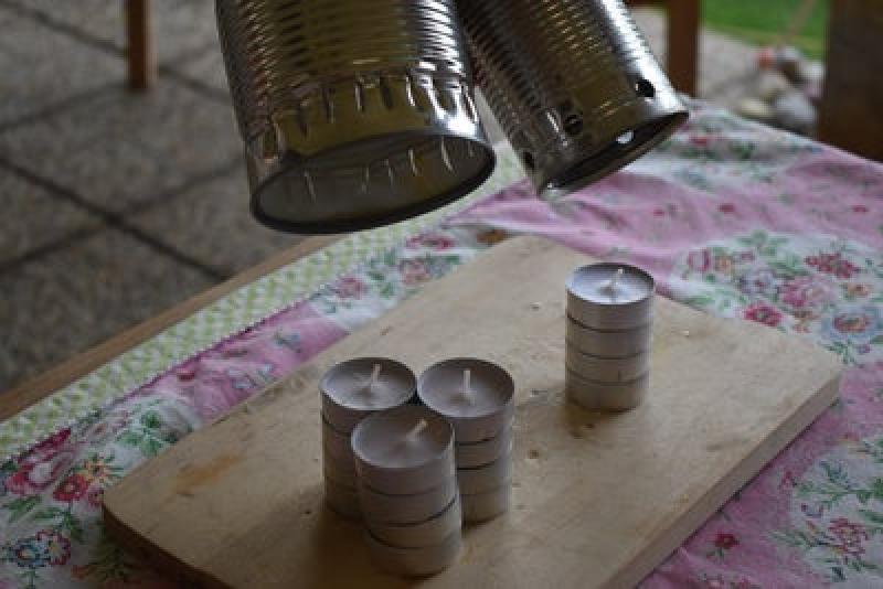Оладьи, приготовленные на консервной банке: отличный вариант для тех, кто любит проводить время на природе