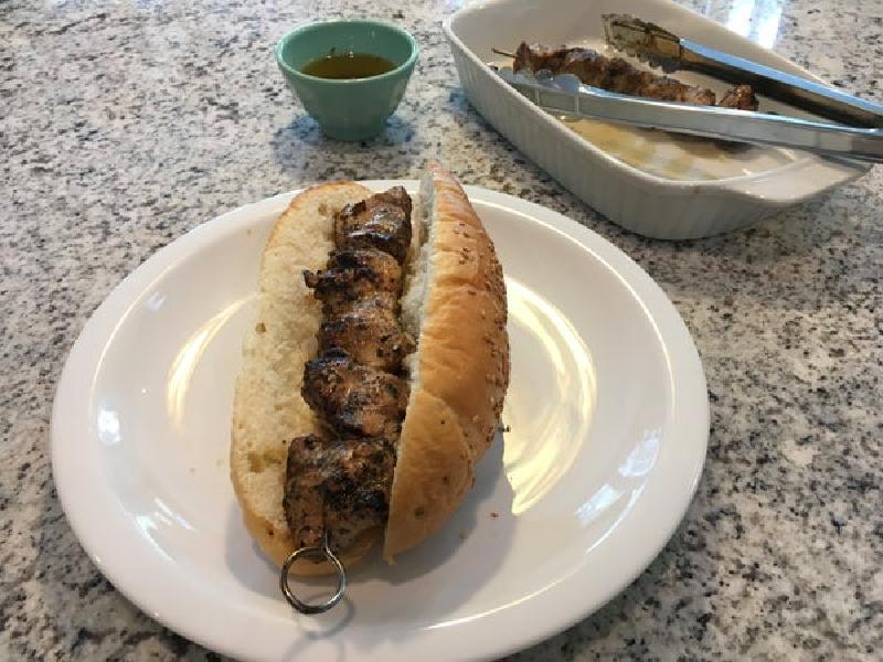 Шашлык в популярном маринаде по-ньюйоркски: отличное мясное блюдо к семейному празднику