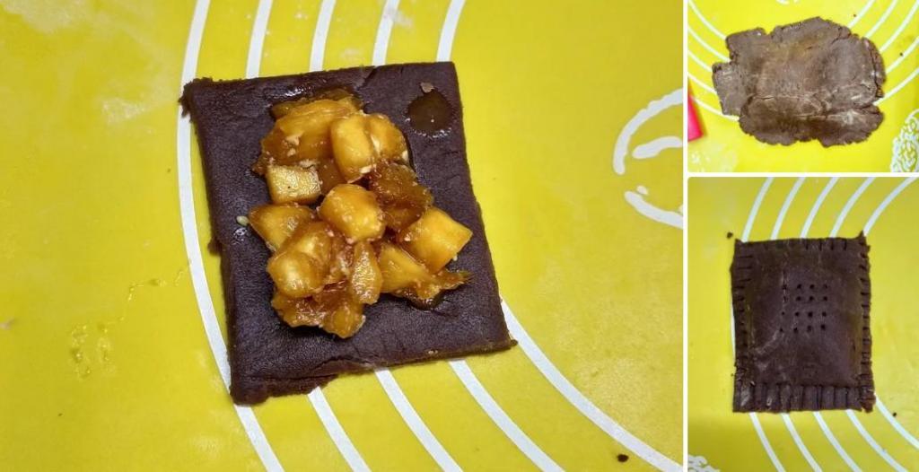 Домашние пирожки с клубникой и ананасами: мое традиционное лакомство на любой семейный праздник