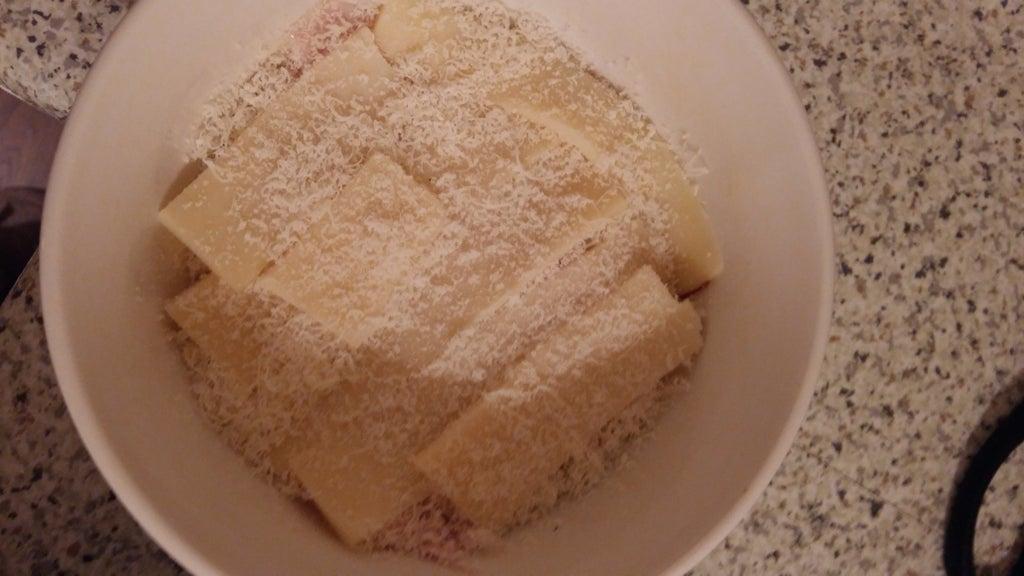Наткнулась на рецепт вкусной, сочной запеканки из тыквы, ветчины и сыра: и почему я раньше так не готовила