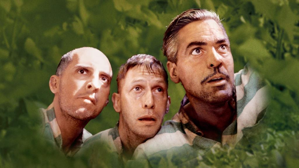 """""""Я считал, что могу петь, а в итоге мне пришлось только притворяться"""": Джордж Клуни рассказал, как его подменили дублером в музыкальной комедии """"О, где же ты, брат?"""""""