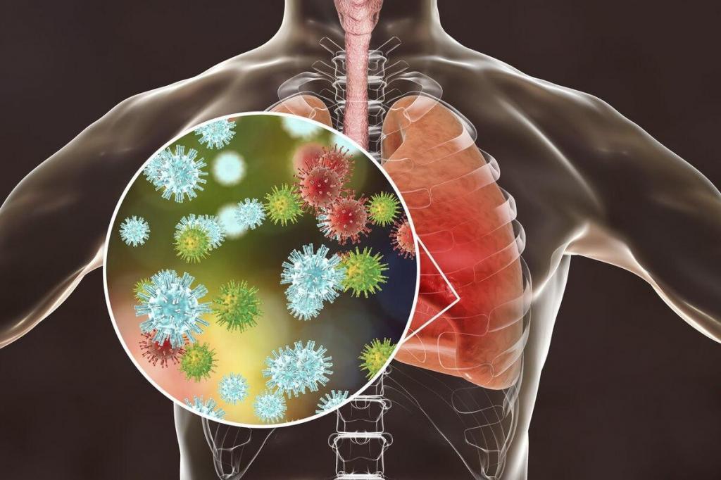 Бессимптомное течение COVID-19 дает ученым новый принцип лечения, направленный не на борьбу с патогеном, а на сосуществование с ним