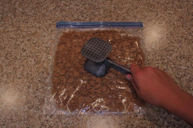 Тыквенный мусс с имбирным печеньем: нежное лакомство с теплым ароматом осени