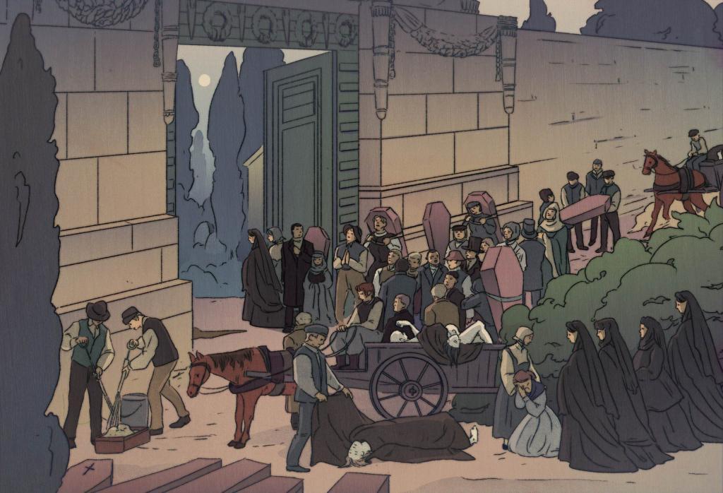 """Внезапно исчезла. Куда пропала """"испанка"""" в начале прошлого века и сколько длились пандемии прошлого"""
