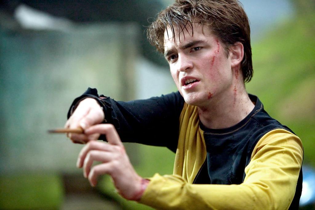 """Фанаты уверены, что персонаж Роберта Паттинсона Седрик Диггори в """"Гарри Поттере"""" сильно недооценивается"""
