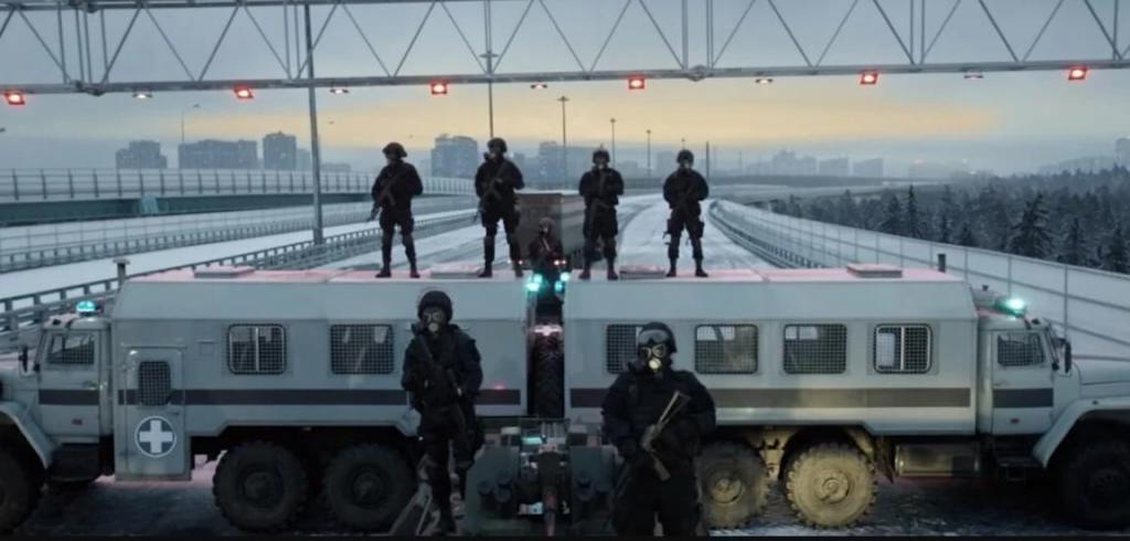 Стивен Кинг похвалил российский сериал «Эпидемия»: писателю понравилось, что в сценах очень много снега